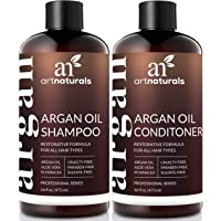 ArtNaturals Argan Oil Shampoo and Conditioner 16-Oz.