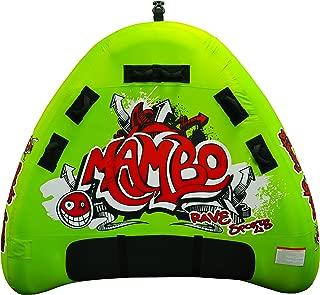 RAVE Sports Mambo 3 Person Deck Ski Tube