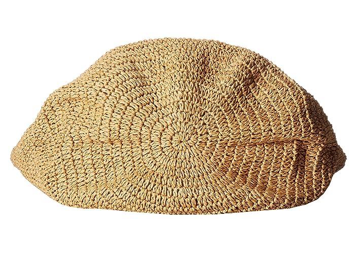 Hat Attack Straw Carryall - Bolsas Bolsos