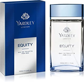 Yardley Equity Eau de Toilette 100ml