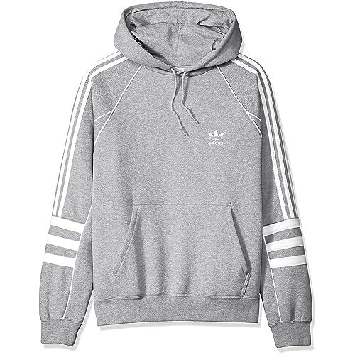 Adidas Grey Adidas Sweatshirt Grey Sweatshirt 1gXrxq1