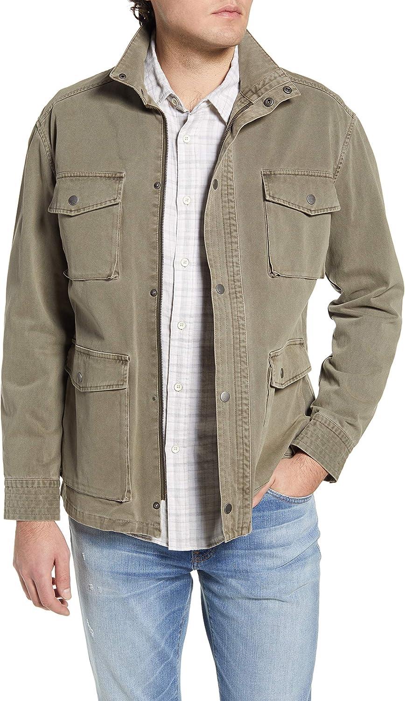 Rails SAGE Porter Twill Jacket, US Medium