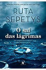 O sal das lágrimas (Portuguese Edition) Kindle Edition