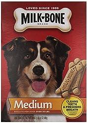 Milk-Bone Dog Treats, Medium Dog, 24 Oz