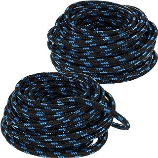 Seilwerk STANKE 1 m 2 mm corda in polipropilene corda intrecciata pp corda bianca corda da ormeggio corda intrecciata corda da ritorto