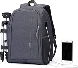 G-raphy Camera Backpack Waterproof for DSLR/SLR Cameras (Canon, Nikon, Sony and etc), Laptops, Tripods, Flashes, Lenses and Accessories