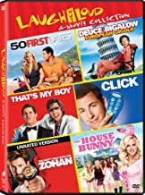 50 First Dates / Deuce Bigalow: European Gigolo / Click 2006 That's My Boy 2012 House Bunny, the / You Don't Mess with the Zohan - Set