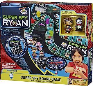 RYANS WORLD SPY GAME