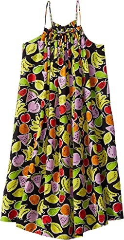 Large Fruit Dress Early (Toddler/Little Kids/Big Kids)