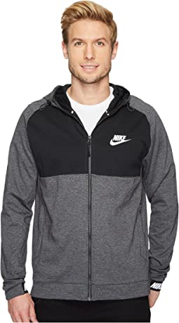 Sportswear Advance 15 Full Zip Hoodie