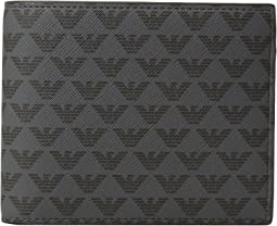 Emporio Armani - Eagle Embossed Wallet