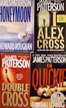 James Patterson <Set of 4 Books> I, Alex Croos, Double Cross, the Quickie, Honeymoon.