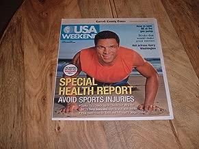 Tony Gonzalez, Kansas City Chiefs, USA Weekend Magazine, June 3-5, 2005.