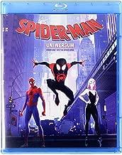 Spider-Man: Into the Spider-Verse [Blu-Ray] [Region Free] (English audio. English subtitles)