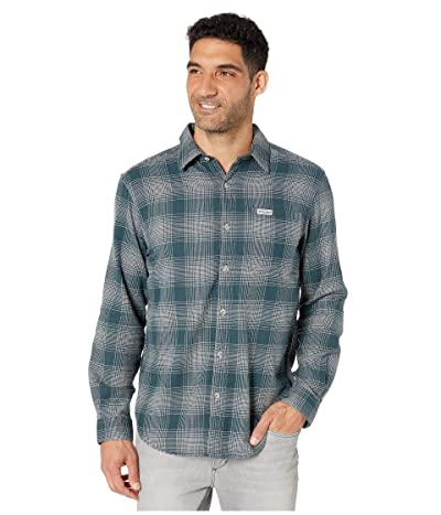 Columbia Boulder Ridge Long Sleeve Flannel (Columbia Grey Check) Men
