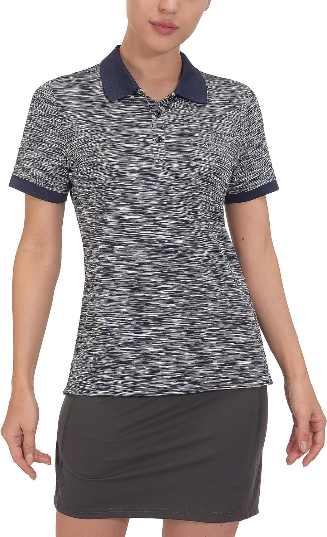 Max 84% OFF Minneapolis Mall Dasawamedh Women's Quick Dry Stretch Sleeve Shirt Moi Short Golf