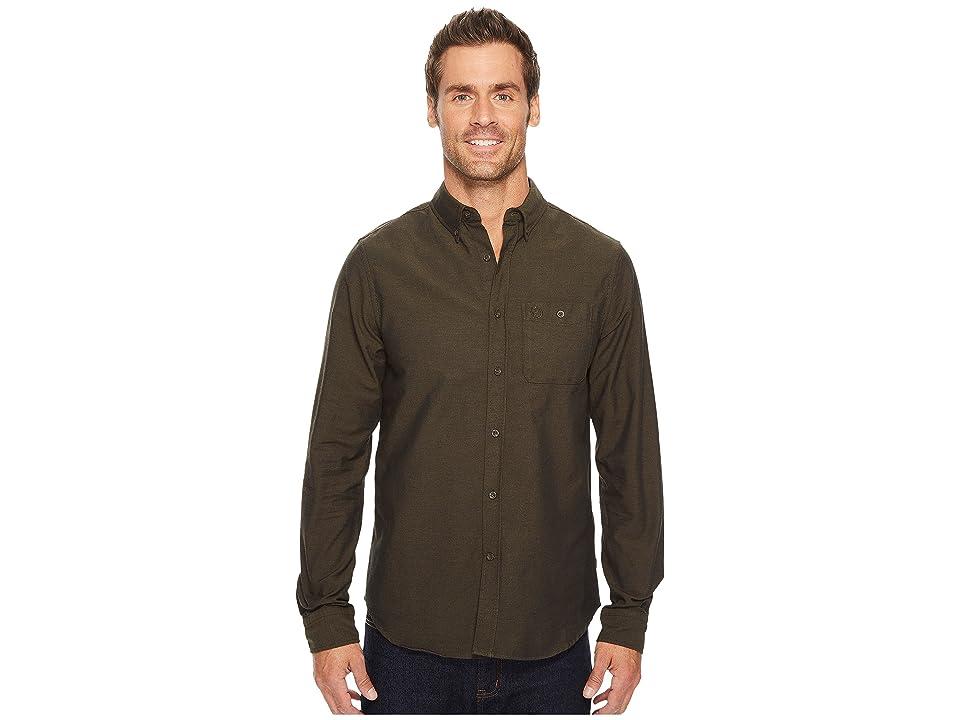 Fjallraven Ovik Foxford Shirt (Tarmac) Men