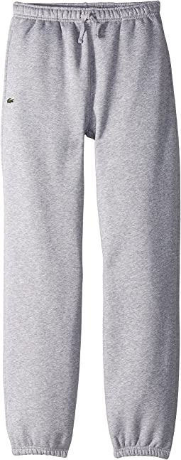 Lacoste Kids Sport Fleece Pants (Toddler/Little Kids/Big Kids)