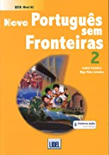 Novo Portugues sem Fronteiras: Student's book + ficheiros audio 2 (A2) - New