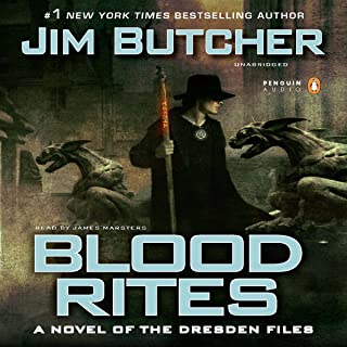 Blood Rites: The Dresden Files, Book 6