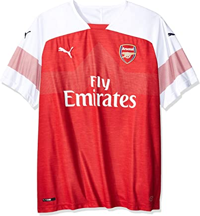 c0b5a1782e402 PUMA Arsenal Home Jersey 2018 2019