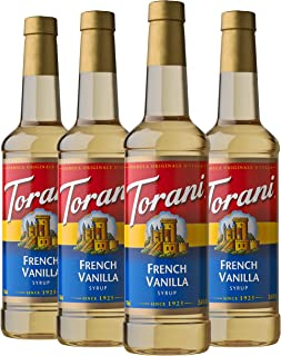 Best french vanilla syrup Reviews