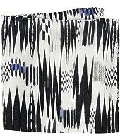Eton - Geometric Stripes Pocket Square