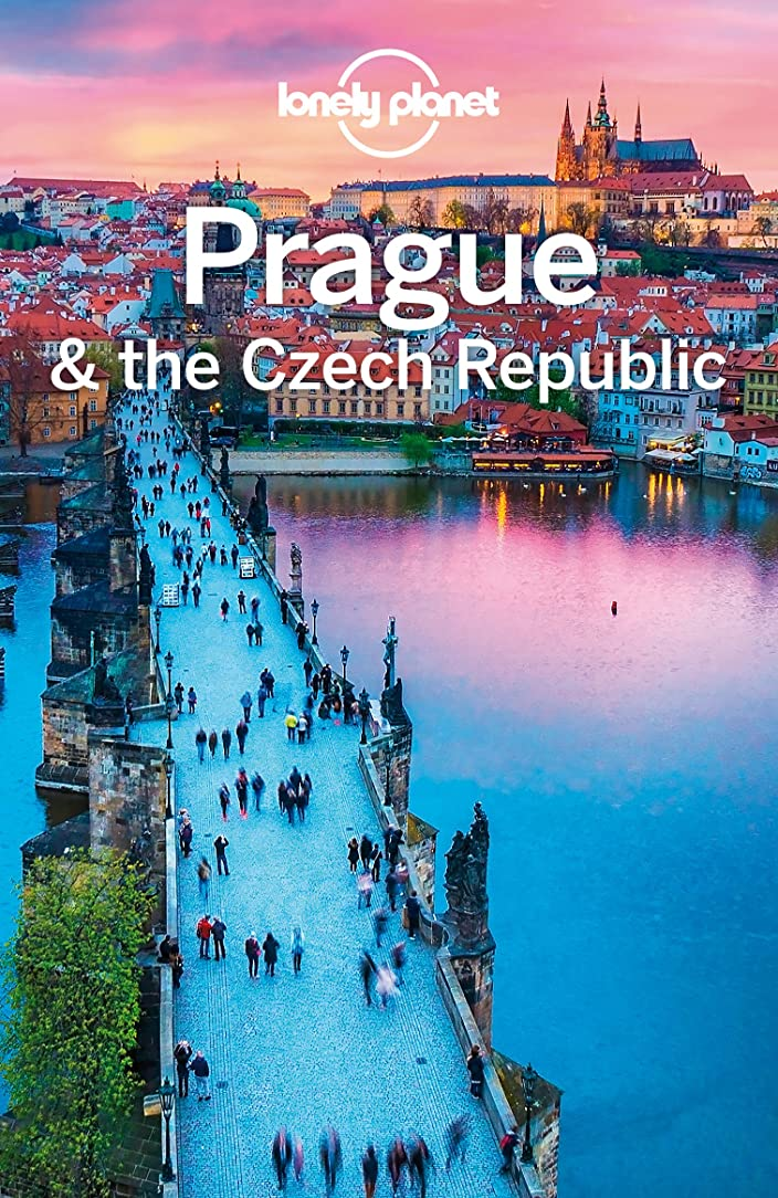 生理知事接地Lonely Planet Prague & the Czech Republic (Travel Guide) (English Edition)