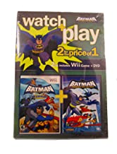 Wii-Batman: The Brave and the Bold with Bonus Batman Cartoon Movie