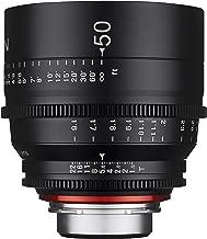 Rokinon Xeen XN50-PL 50mm T1.5 Professional CINE Lens for PL Mount