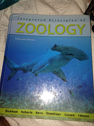 Integrated Principles of Zoology, 15th Edition (Book Only)