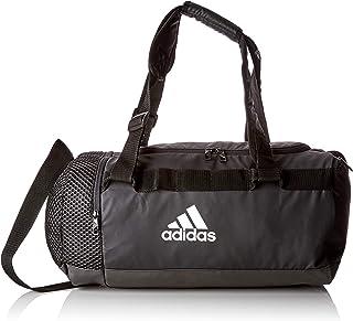 adidas TR Cvrt Duf S Bolsa Lona de Deporte, Unisex Adulto, Black/Black/White, NS