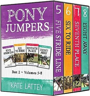 Pony Jumpers: Box Set 2 (Volumes 5-8)