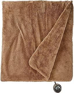 Sunbeam Loftec Heated Blanket, Full, Mushroom - BRL9SFS-R772-16A44
