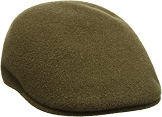 Kangol Men's Seamless Wool 507 Flat Caps