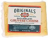 Dietz & Watson, Originals Gruyere Switz Cheese, 6 oz