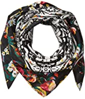 Echo Design - Covent Garden Silk Square Scarf