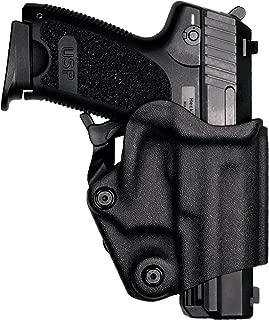 IMI Defense Tactical oculta roto Holster portacargador para Heckler /& Koch H /& K USP COMPACT