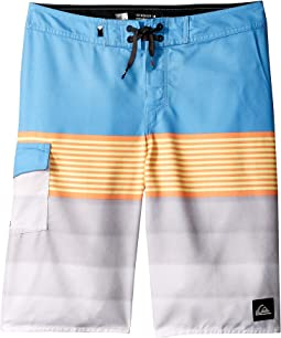 Division Solid Boardshorts (Big Kids)