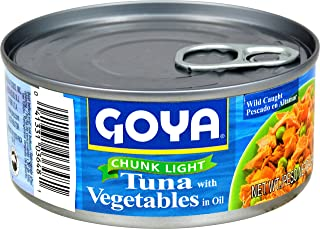 Best goya tuna with vegetables Reviews