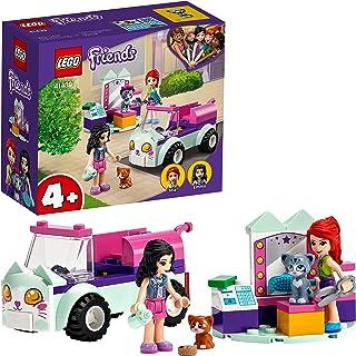 مجموعة عربات العناية بالقطط من ليغو فريندز 41439، لعبة للاطفال من سن 4 سنوات فما فوق