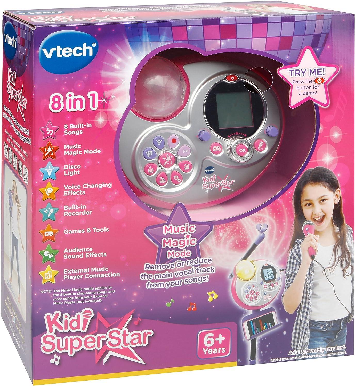 Amazon.com: VTech Kidi Super Star : Toys & Games