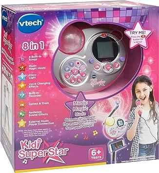 VTech Kidi Super Star : Toys & Games - Amazon.com