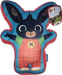 Bing infantil/niños oficial conejo carácter con forma de cojín