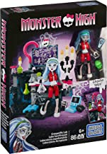 Mega Construx Monster High Ghoulia's Potion Lab Playset