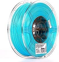 eSUN 1.75mm Light Blue PLA PRO (PLA+) 3D Printer Filament 1KG Spool (2.2lbs), Light Blue
