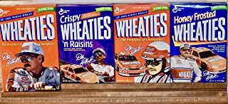 1997 - NASCAR/Big G Commemorative Dale Earnhardt #3 - Cereal Boxes - In Custom Display Case - Very Rare - Mint - Collectible