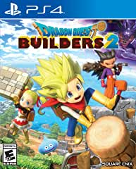 Dragon Quest Builders 2 Available on PlayStation 4 Today from Square Enix