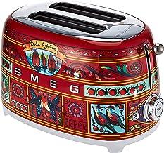 سميج 2 شريحتين تحميص - Dolce & Gabbana، متعددة الألوان، TSF01DGUK، ضمان لمدة عام