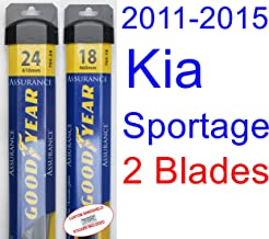 Best 2014 kia sportage windshield wipers Reviews